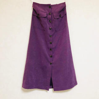 WEGO - WEGO ロング丈スカート