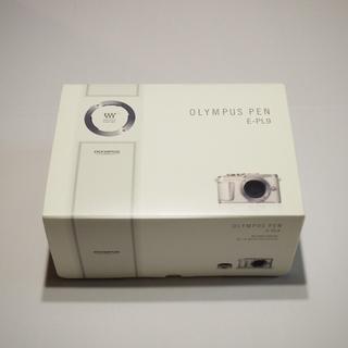 OLYMPUS - 【美品】 OLYMPUS PEN E-PL9 14-42 EZレンズキット