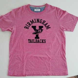 バックナンバー(BACK NUMBER)のバックナンバー半袖T シャツ(Tシャツ/カットソー(半袖/袖なし))