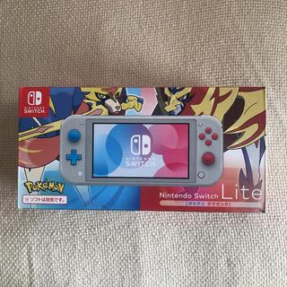 ニンテンドースイッチ(Nintendo Switch)のスイッチライト 新品(家庭用ゲーム機本体)