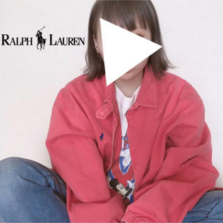 POLO RALPH LAUREN - 【Ralph Lauren】ラルフローレン スイングトップ ジャケット 古着