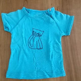 アイシッケライ(ej sikke lej)のアイシッケライ Tシャツ 74(Tシャツ)