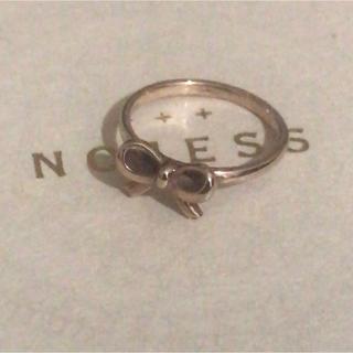 NOJESS - ノジェス k10リボンリング ピンキーリング