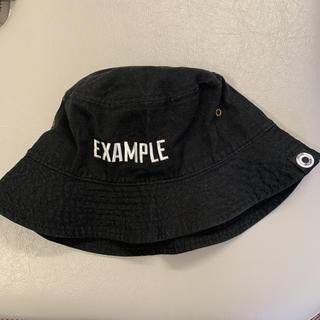 Supreme - example バケットハット 帽子
