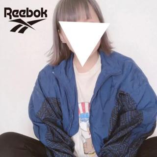 リーボック(Reebok)の【Reebok】ブルゾン ナイロンジャケット レア 古着女子 90s リーボック(ナイロンジャケット)