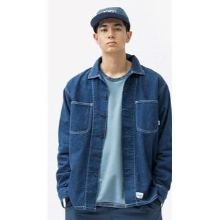 W)taps - M 20SS WTAPS MINE LS / SHIRT. COTTON. DE