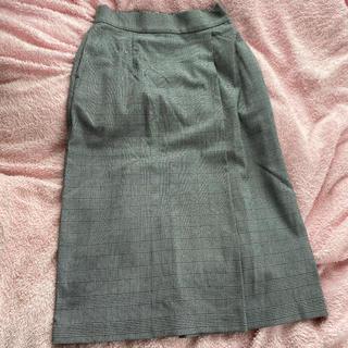 UNIQLO - UNIQLO タイトスカート ロングスカート
