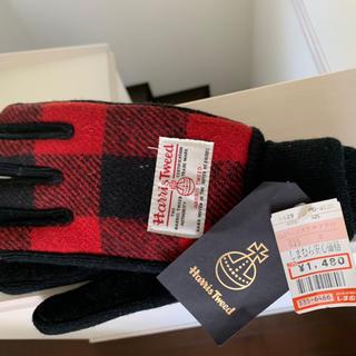 ハリスツイード(Harris Tweed)のしまむら購入 手袋 ハリスツイード Harris Tweed(手袋)