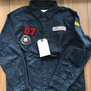 ZARA - 新品タグ付きZARA130cm 長袖シャツ