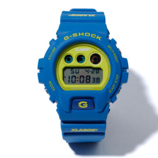 エクストララージ(XLARGE)のXLARGE G-SHOCK 時計(腕時計(デジタル))