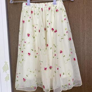 HONEYS - 花柄スカート