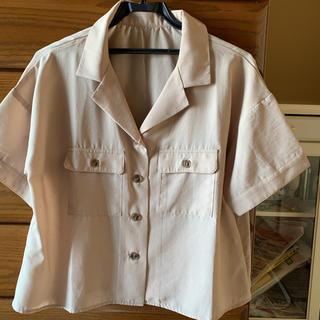 INGNI - オープンカラーシャツ