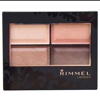 RIMMEL - リンメルロイヤルヴィンテージアイズ 011