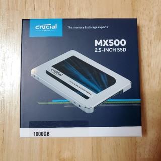 CT1000MX500SSD1/JP crucial ソリッドステートドライブ