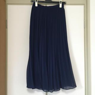 UNIQLO - ユニクロ プリーツスカート サイズS