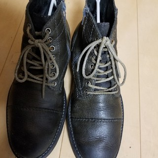 マドラス(madras)の高級革靴メーカー:マドラス flex レザーブーツ(ブーツ)