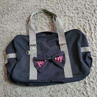 RONI - リボン付き スクールバッグ