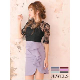 JEWELS - 美品 jewels  Lサイズ ドレス