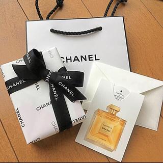 CHANEL - 【限定】CHANEL シャネル チャンスオー タンドゥル ヘアオイル&ガブリエル
