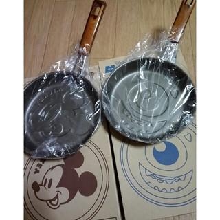 ディズニー(Disney)のディズニーパンケーキパン ミッキーマウス マイク(鍋/フライパン)