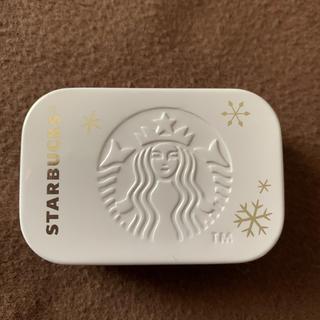スターバックスコーヒー(Starbucks Coffee)のスターバックス ミント缶(小物入れ)