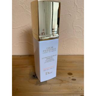 ディオール(Dior)のプレステージ ホワイト ル プロテクター UV ミネラル(BBクリーム)