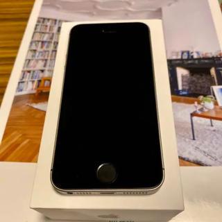 Apple - iPhone SE Space Gray 32 GB SIMフリー