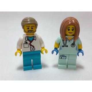 Lego - 【新品未使用】レゴ LEGO ミニフィグ ウィスキー先生と女医