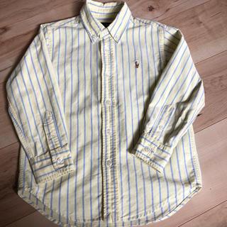 Ralph Lauren - 110cm☆ラルフローレンシャツ