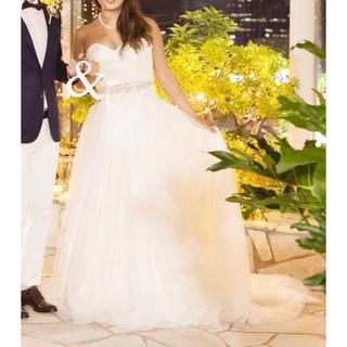 Vera Wang - 中古ウエディングドレス(オーダー品)サイズL〜XLの方に!