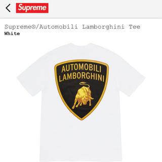 Supreme - supreme シュプリーム × ランボルギーニ Tシャツ