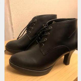 ユニクロ(UNIQLO)の【新品】ブーツ(ブーツ)