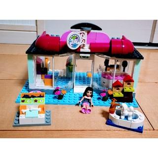 Lego - レゴフレンズ ハートレイクのペットプラザ 41007
