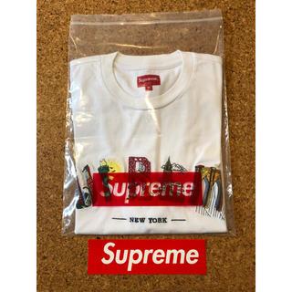 Supreme - Supreme City Arc Tee 白 Mサイズ