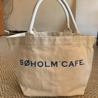 ROOTOTE - SOHOLM CAFE トートバッグ タグつき♡