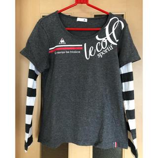 ルコックスポルティフ(le coq sportif)のTシャツ(Tシャツ/カットソー(半袖/袖なし))
