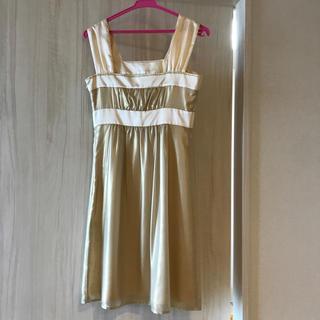 エムケーミッシェルクラン(MK MICHEL KLEIN)のワンピース ドレス(ミディアムドレス)