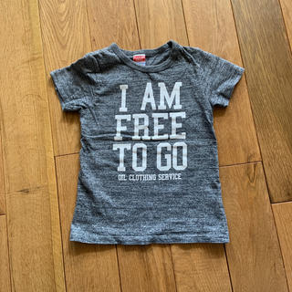 Tシャツ サイズ130 オイル oil