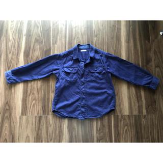 ジーユー(GU)のgu購入 キッズ ワークシャツ(その他)