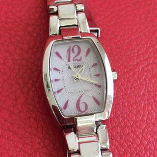 セイコー(SEIKO)のSEIKOティセ 腕時計(腕時計)