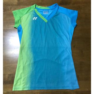 YONEX - ヨネックス YONEX レディース Tシャツ バドミントン 公式 S
