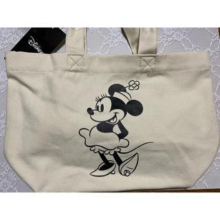 ミニーマウス(ミニーマウス)の新品タグ付き ディズニー ミニーマウス   ミニトートバッグ ランチバッグ(トートバッグ)