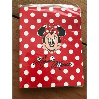 Disney - 新品未使用 ミニーマウス フォトアルバム ミニーグッズ