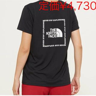 THE NORTH FACE - 【新品未使用】ザ ノース フェイス ショートスリーブバックサイドスクエアロゴT