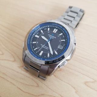 CASIO - OCEANUS オシアナス OCW-T100 ソーラー電波 腕時計