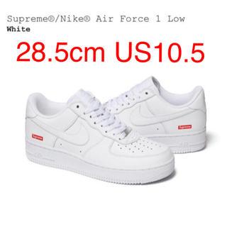 Supreme - Supreme Nike Air Force 1 Low White