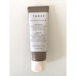 スリー(THREE)の【はな様専用】THREE 50g hand & arm cream AC(ハンドクリーム)