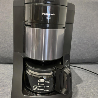 Panasonic - Panasonic NC-A57 沸騰浄水コーヒーメーカー 保証あり 送料込