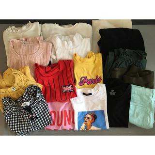 ユニクロ(UNIQLO)の女の子 服 まとめ売り 福袋 150cm(その他)