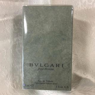 BVLGARI - 新品未開封◇ブルガリ プールオム 30ml